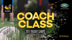 Wasps Coach Class Summer Rugby Camp