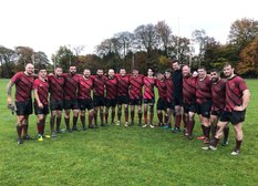 Muddy Encounter with Rosyth Sharks