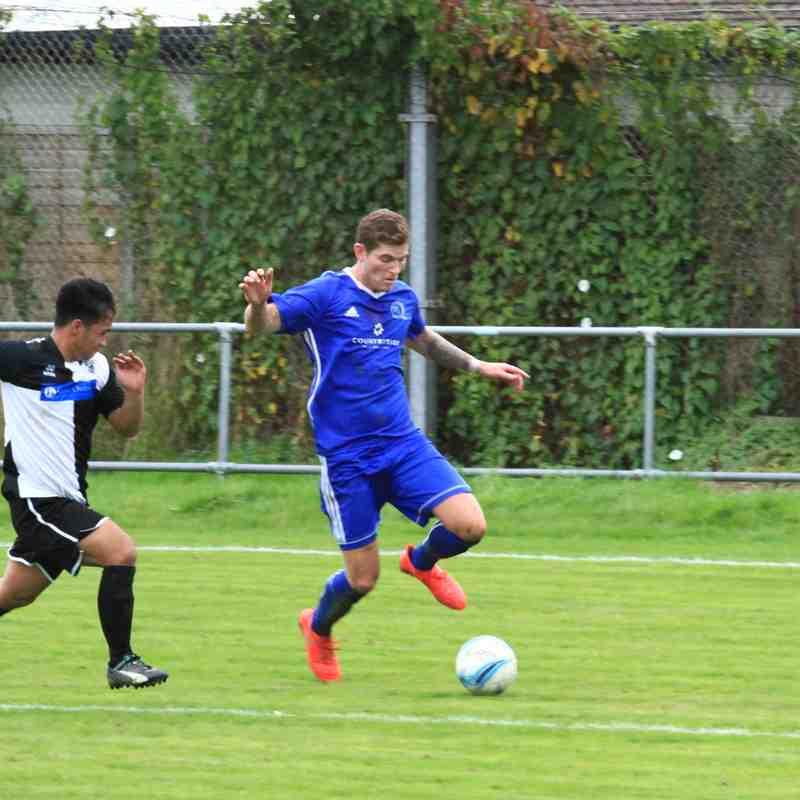 Away Vs East Preston