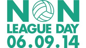 PAY WHAT YOU LIKE on Non League Day!