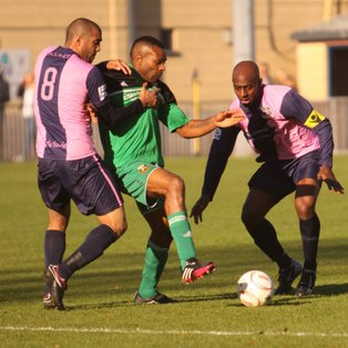 STALEMATE AT THE HILL AS DONS DENY DULWICH