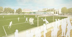 Questions concerning the proposed development at Dulwich Hamlet Football Club