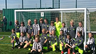 Seasoned Rushden & Diamonds get the better of Corby Town Girls U10's little Starlets