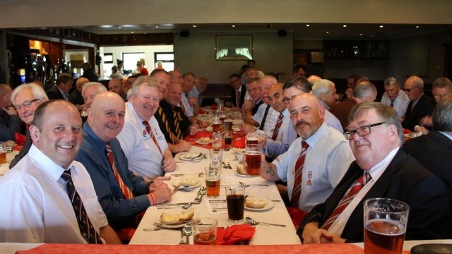 Former Players Lunch - 19 Oct 2019