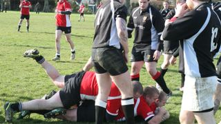 2nd XV v Colchester - 4th April 2015