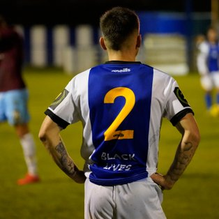 Kenny Pogue hits a hat-trick on his return to Heath for Hastings