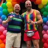 Former England star Haskell joins Kings Cross Steelers at London Pride march