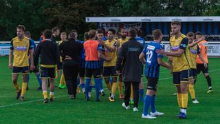 Clee Town 1 - 0 Frickley Athletic FA Trophy