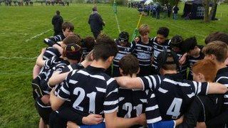 Chinnor U14s Return from Tour with Sportsmanship Award