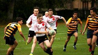 Kilmarnock U16s v Hillhead/Jordanhill U16s