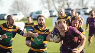 Marr RFC v Cartha QP RFC   30/3/2019