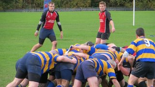 Burnley 3s 25 - Colne and Nelson 2s 3
