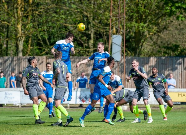 Heads up against Grays Athletic