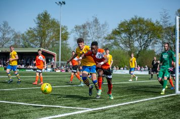 Emmanuael Machaya in action at Sudbury