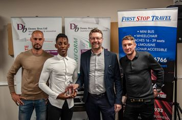 Emmanuel Machaya - Under 23's Players Player of the Season
