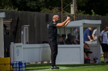 Ben Chenery happy with his sides performance against Basildon