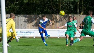 Bury Town vs Basildon United