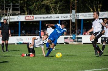 Bury Town vs Cambridge City