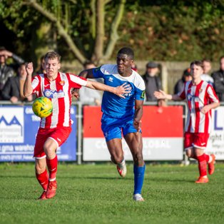 Bury Town take top spot with another win
