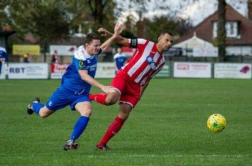 Ollie Hughes go forward
