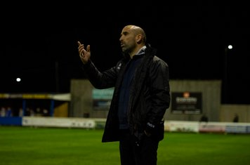 Manager Ben Chenery