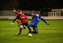 Bury Town rack up another three points in group stages