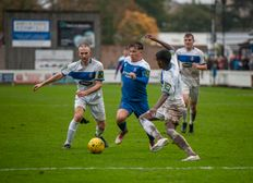 Bury Town take another three points to remain top of the league