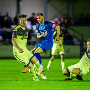 Late equaliser denies battling Bury Town all three points