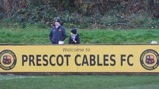 Prescot Cables 4-1 Clitheroe 24-11-18