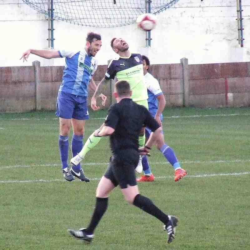 Clitheroe 6-1 Ossett United 30-11-19
