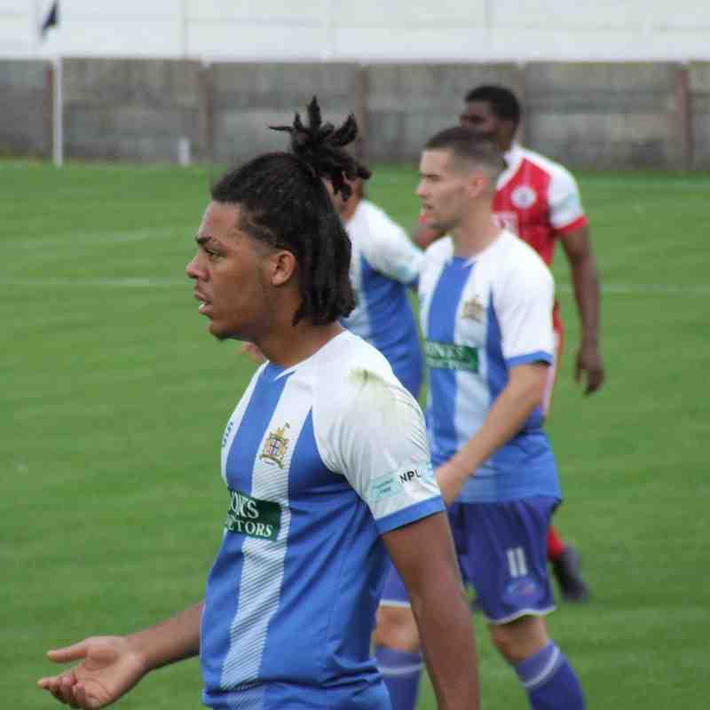 Clitheroe v Ashton United (15/08/20 Friendly)
