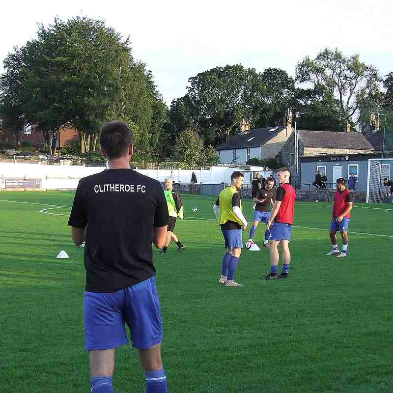 Clitheroe 0-0 Padiham (friendly 26/8/20)