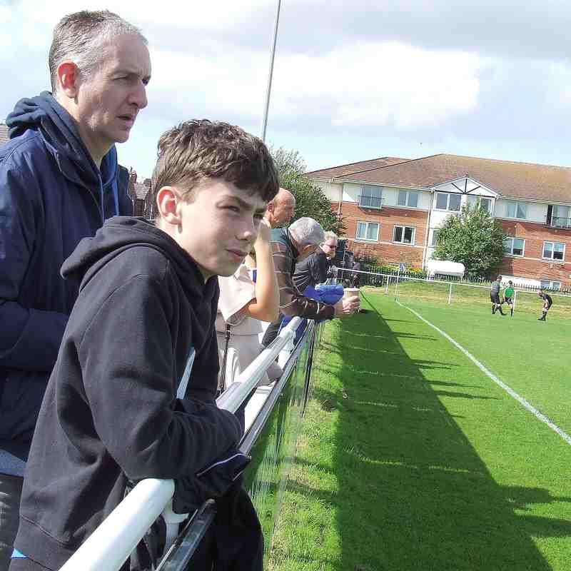 Warrington Rylands 1-0 Clitheroe 12/09/20 FA Cup