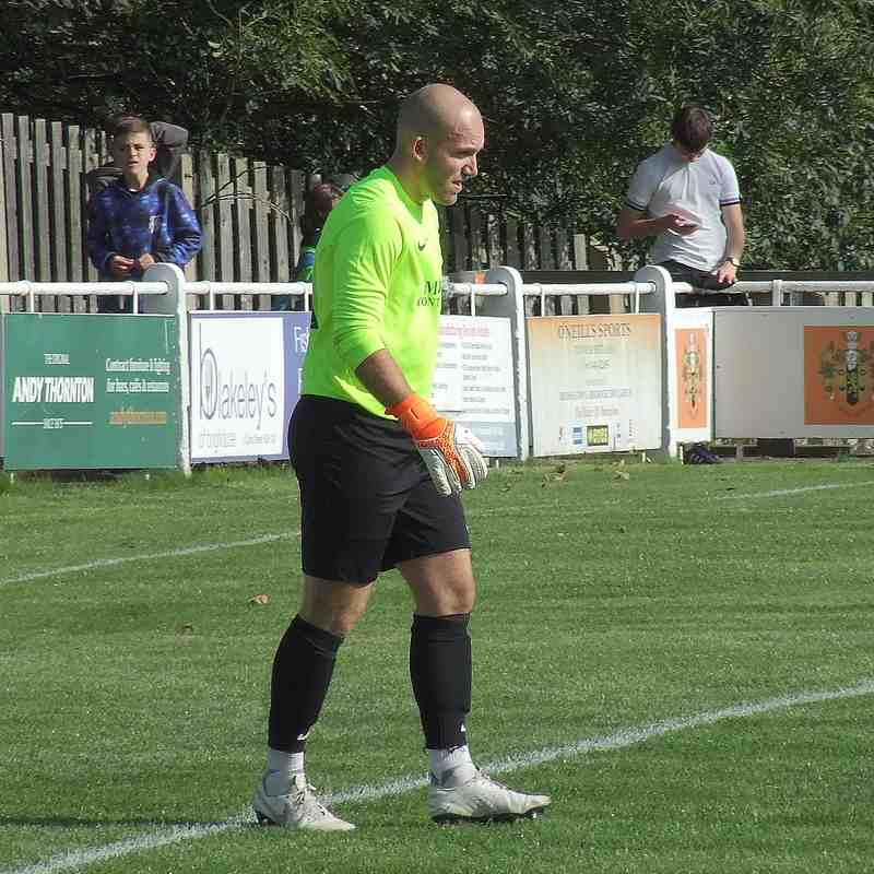 Brighouse Town 1-2 Clitheroe 19/09/2020