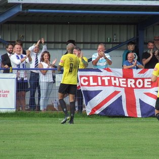 Glossop North End 0-2 Clitheroe 28/08/21