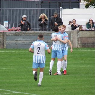 CLITHEROE 2-1 WIDNES