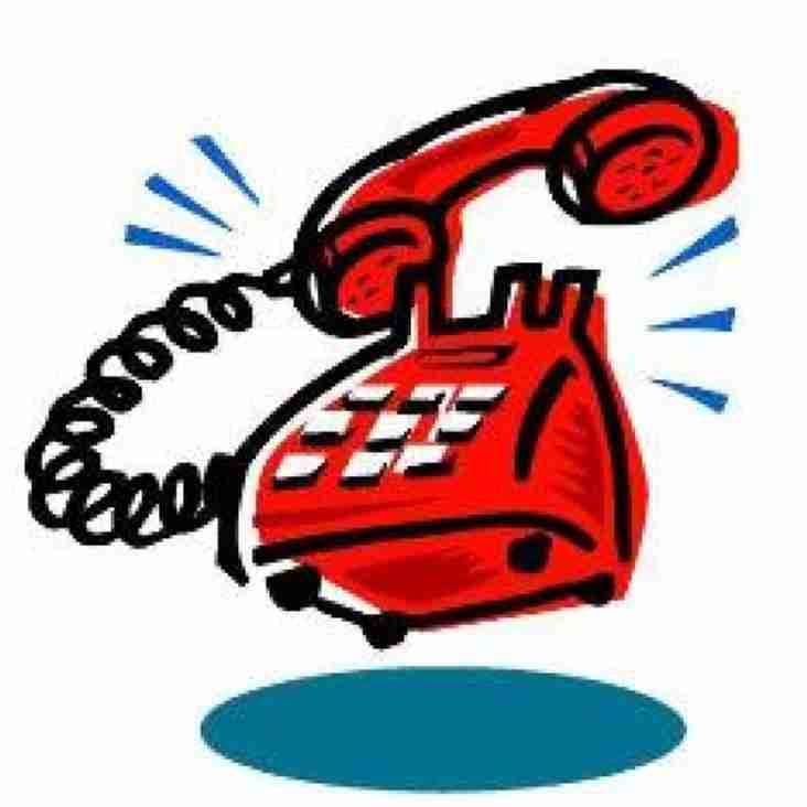 No Call/Late Call