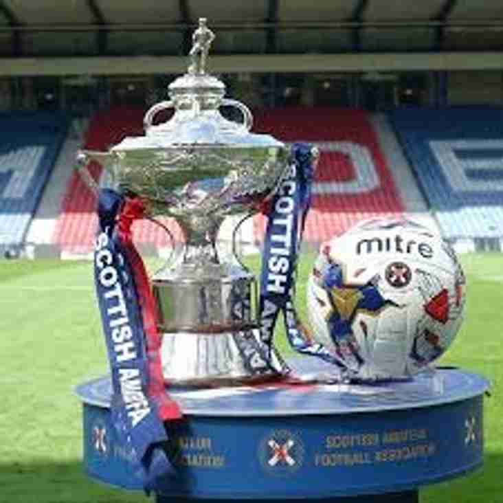 Scottish Cup 2nd round draw