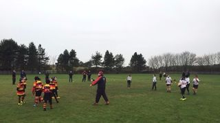 Southport U9's vs Preston & Tyldesley