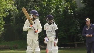 Youngest U11 side win first game of the season against Totteridge