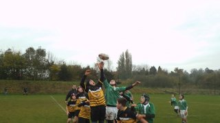 U12's at Droitwich 2012