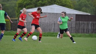 Foresters Ladies Dominate Second Friendly