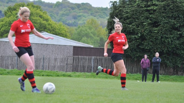 Foresters Ladies beat Premier Division side with exceptional first half performance