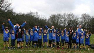The Under 10's Team