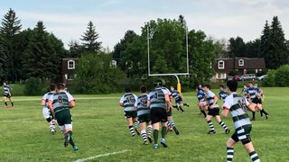 June 19 - U15 Highland boys versus Waterloo