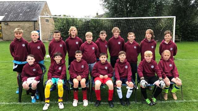 Tansley JFC Under 12's