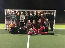 Christmas Social Hockey Tournament
