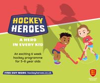 Launching Hockey Heroes!
