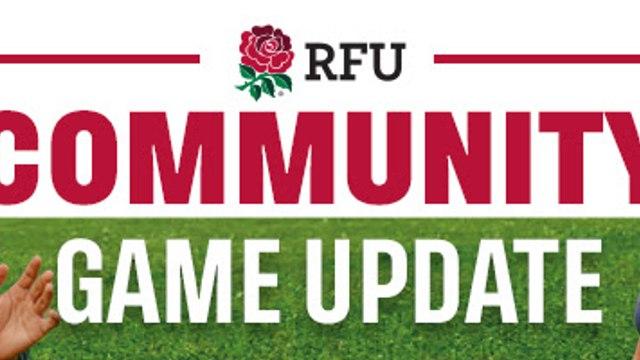 Latest - RFU Community Game update