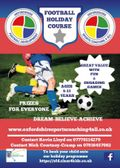 Coming to Milton United Football Club this summer